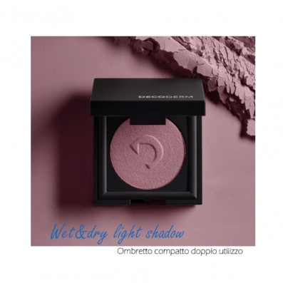 DECODERM Wet & Dry Light Shadow Col.05 Dreaming Pink