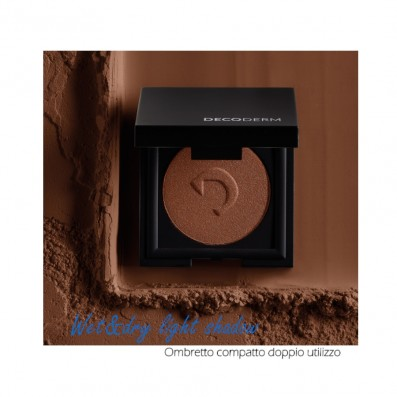 DECODERM Wet & Dry Light Shadow Col.09 Hot Apricot