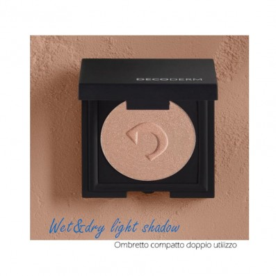 DECODERM Wet & Dry Light Shadow Col.11 Aristocratic Beige