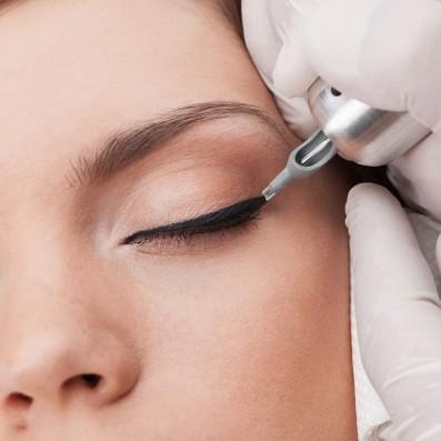 Trucco Semipermanente Combinato Eye Liner Totale e Ritocco