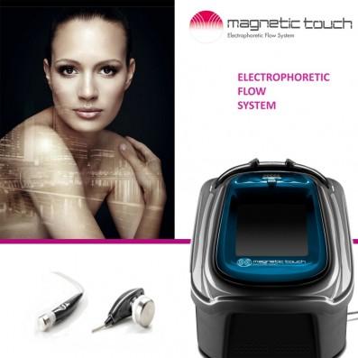 Magnetic Touch Eletroforesi Trasdermica (Opzionale) -8 Trattamenti