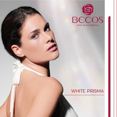 WHITE PRISMA Corregge Macchie Illumina Viso