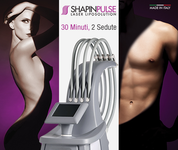Shapinpulse Laser Liposolution